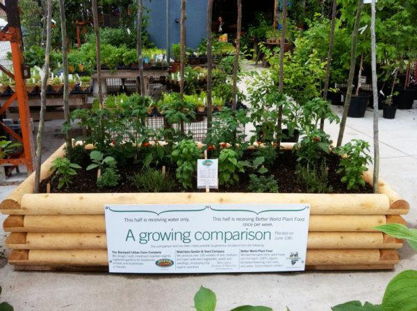 bufco signature series raised garden bed