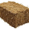 Organic Straw Bale
