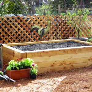 Raised Garden Bed DIY Kits